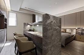 chambre contemporaine design chambre contemporaine par vattier design avec bureau en marbre gris