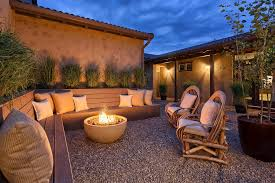 Southwest Outdoor Furniture by Southwest Patio Design Patio Southwestern With Concrete Stacked