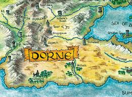 Map Westeros The World Of Ice And Fire Klaradox