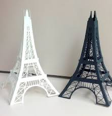 instructions on how to build an eiffel tower made from toothpicks
