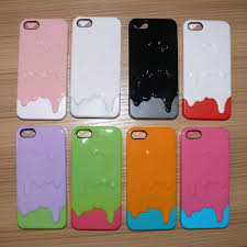 iphone 4s design design 3d melting cover for iphone