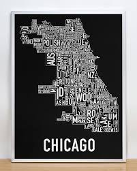 Fashion Outlets Of Chicago Map by Chicago Neighborhood Map 18