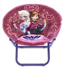 pleasant elsa chair amazoncom disney frozen saucer chair toys amp