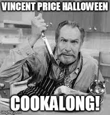 Vincent Meme - recipe of the month vincent price s pumpkin pie silver screen