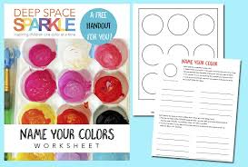 5 tips for making vibrant paint colors deep space sparkle
