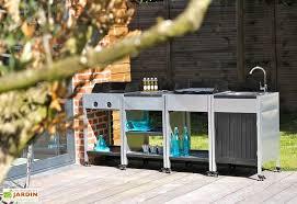evier cuisine exterieure cuisine extérieur module evier module cuisine evier cook in garden