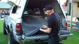 Ford Ranger Used Truck Cap - how to build a low cost high efficiency carpet kit for your truck