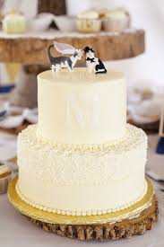 cat wedding cake topper outdoor farm wedding by fowler studios wedding cake cake and