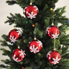 popular sets of shatterproof ornaments buy cheap