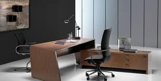 bureau de direction avec retour bureau de direction luxe boites recouvertes avec une frappe chaud