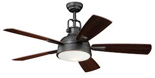 Vaxcel Nautical Lighting by 18 Vaxcel Lighting 42 Quot Chrome 3 Light Ceiling Fan With