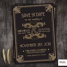 gatsby wedding invitations great gatsby wedding invitations wedding ideas