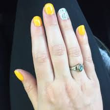 french tip nails u0026 wax 24 reviews nail salons 6285 w 135th