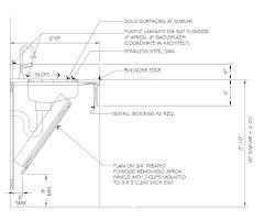 Ada Kitchen Sink Cabinet Requirements Bar Cabinet - Ada kitchen sink requirements