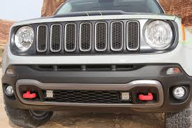 commander jeep modded jeep renegade commander concept from moab ejs 2016 day 3