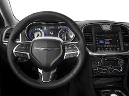 chrysler 300c 2016 interior 2017 chrysler 300 price trims options specs photos reviews
