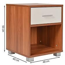 Schlafzimmer Farbe Braun Ts Ideen Nachttisch Beistelltisch Kommode Schränkchen Aufbewahrung