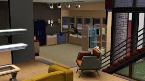 modern house kitchen ethan house modern house from heavy rain u2014 the sims forums