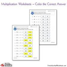 multiplication worksheets printables u0026 worksheets