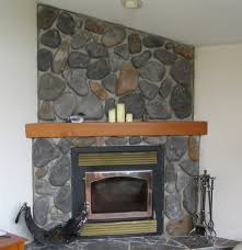 decorating ideas minimalist indoor stone fireplace for living