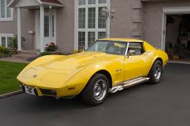 1976 corvette yellow chevrolet corvette convertible 1976 yellow for sale 1z3716s412746