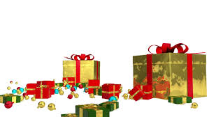animated gift boxes new year of presents alpha