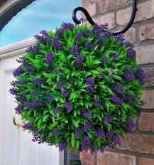 hanging basket flowers ebay