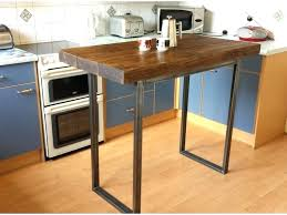 kitchen bar table and stools kitchen island bar table colecreates com