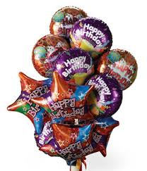 large birthday balloons one dozen birthday balloons at from you flowers