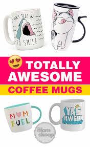awesome coffee mugs totally awesome coffee mugs every caffeine addict needs momskoop
