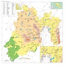 Mexico State Map by Mexico State Map Mexico