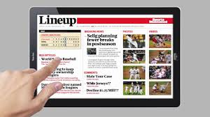 sports illustrated tablet demo 1 5 youtube