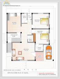 indian house designs and floor plans 1000 sq ft house plans 2 bedroom indian style awesome house plan sq