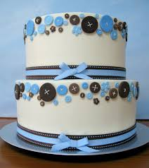 simple baby shower cake ideas for a boy baby boy cake designs 8