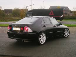 lexus is200 modified lexus is 200 history photos on better parts ltd
