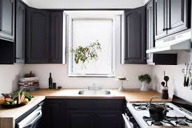 light grey kitchen cabinets with wood countertops remodeling 101 all about butcher block countertops