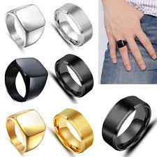 men rings men s rings ebay