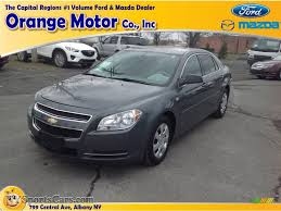 2008 chevrolet malibu ls sedan in dark gray metallic 186302