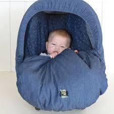 baby siege auto couvre jambes pour siège auto groupe 0 matrix denim baby hiver