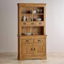 french farmhouse rustic solid oak small dresser oak dresser oak