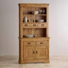 Oak Furniture French Farmhouse Rustic Solid Oak Small Dresser Oak Dresser Oak