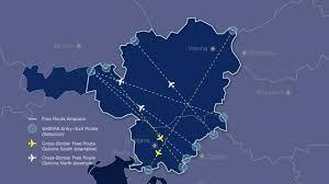 Ana Route Map Austro Control Slovenia Control Saxfra Youtube