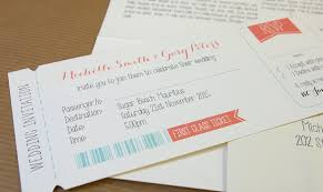 Boarding Pass Save The Date Boarding Pass Wedding Invitations Wedding Invitations Wedding