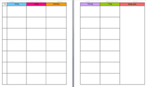 pictures free daycare weekly lesson plans best games resource
