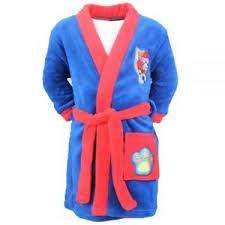 robe chambre enfant robe de chambre enfant peignoir enfant pat patrouille robe de chambre