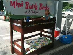 Crib Size Toddler Bunk Beds By LiL Bunkersmight Need This Before - Mini bunk beds