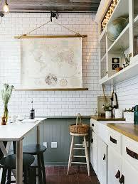 Mini Subway Tile Kitchen Backsplash by Subway Tile In The Kitchen Aralsa Com