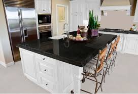 kitchen countertops with white cabinets what color granite goes with white cabinets