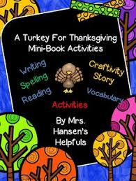 a turkey for thanksgiving differentiated reading skills