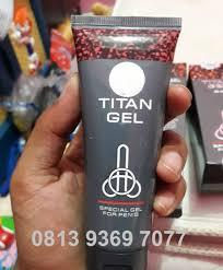 jual toko titan gel uh dan bersertifikat halal mamapuas pw
